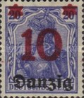 [New Overprint, type C1]