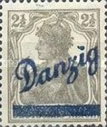 [New Overprint, Typ D1]