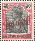 [New Overprint, Typ D10]