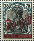 [New Overprint, Typ D12]