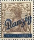 [New Overprint, Typ D2]