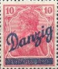 [New Overprint, Typ D5]
