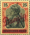 [New Overprint, Typ D8]