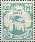 [Airmail - See Also No.57-62, type S8]