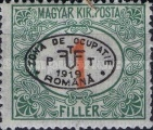 [Hungarian Postage Due Stamps Overprinted, Typ A2]