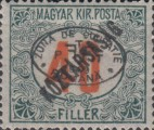 [Hungarian Postage Due Stamps Overprinted, Typ B4]