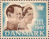 [King Frederik IX and Queen Ingrid, Typ AR]