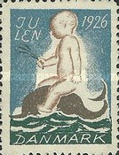 [Child and Dolphin, type W]