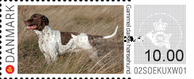 [Franking Labels - Dogs, Typ CB]