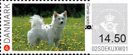 [Franking Labels - Dogs, Typ CC]
