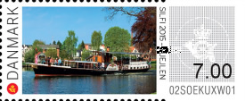 [National Stamp Exhibtion SILFI 2015 - Silkeborg, Denmark, Typ CD]