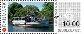 [National Stamp Exhibtion SILFI 2015 - Silkeborg, Denmark, Typ CE]