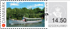 [National Stamp Exhibtion SILFI 2015 - Silkeborg, Denmark, Typ CF]