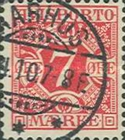 [Newspaper postage-due stamps, Typ A2]