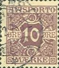 [Newspaper postage-due stamps, Typ A3]