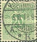 [Newspaper postage-due stamps, Typ A4]