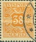 [Newspaper postage-due stamps, Typ A5]
