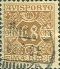 [Newspaper postage-due stamps, Typ A6]