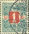 [Newspaper postage-due stamps, Typ A7]