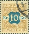 [Newspaper postage-due stamps, Typ A9]