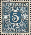 [Newspaper postage-due stamps, Typ B1]