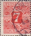 [Newspaper postage-due stamps, Typ B2]