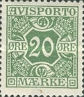 [Newspaper postage-due stamps, Typ B5]