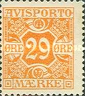 [Newspaper postage-due stamps, Typ B6]