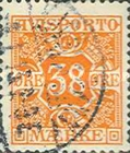 [Newspaper postage-due stamps, Typ B7]