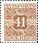 [Newspaper postage-due stamps, Typ B8]