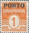 [Overprinted postage stamps, Typ A]