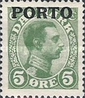 [Overprinted postage stamps, Typ A1]
