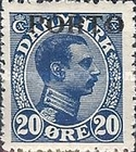 [Overprinted postage stamps, Typ A4]