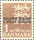 [Overprinted national arms, Typ J]
