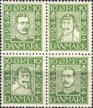 [The 300th Anniversary of the Danish Postal Service, Typ ]