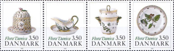 [The 200th Anniversary of Flora Danica Porcelain, Typ ]