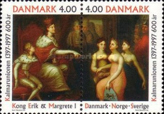 [The 600th Anniversary of the Kalmar Union, Typ ]