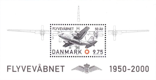 [The 50th Anniversary of the Danish Air force, Typ ]