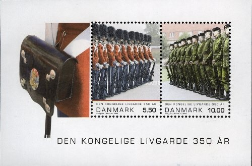 [The 350th Anniversary of the Royal Danish Guard, Typ ]