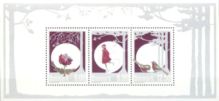 [Winter Stamps, Typ ]