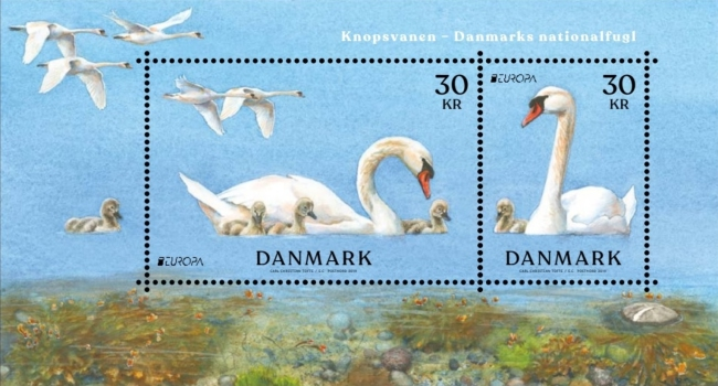 [EUROPA Stamps - National Birds, Typ ]