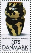 [The 150th Anniversary of the Birth of Thorvald Bindesbøll, Typ AAC]