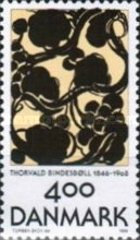 [The 150th Anniversary of the Birth of Thorvald Bindesbøll, Typ AAD]