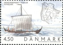 [Ships from the Danish Viking Museum in Roskilde, Typ AIO]
