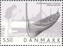 [Ships from the Danish Viking Museum in Roskilde, Typ AIP]