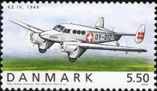[The 100th Anniversary of the First Flight of Jacob Ellehammer, Typ AKM]
