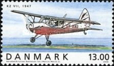 [The 100th Anniversary of the First Flight of Jacob Ellehammer, Typ AKN]