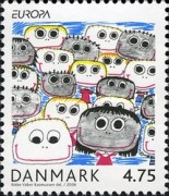 [EUROPA Stamps - Integration through the Eyes of Young People, Typ AKO]