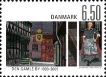 """[The 100th Anniversary of """"The Old Town"""" in Århus, Typ AMW]"""