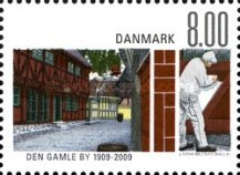 """[The 100th Anniversary of """"The Old Town"""" in Århus, Typ AMX]"""